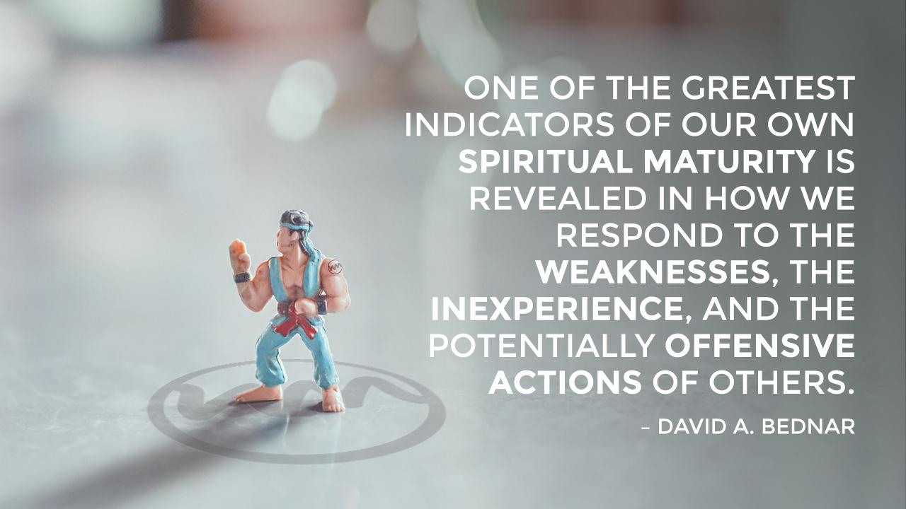 Christian dating spiritual maturity