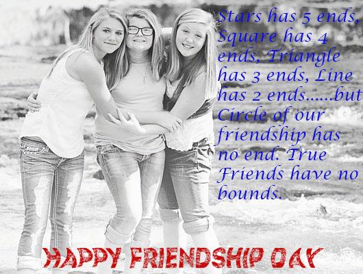 short essay about true friendship