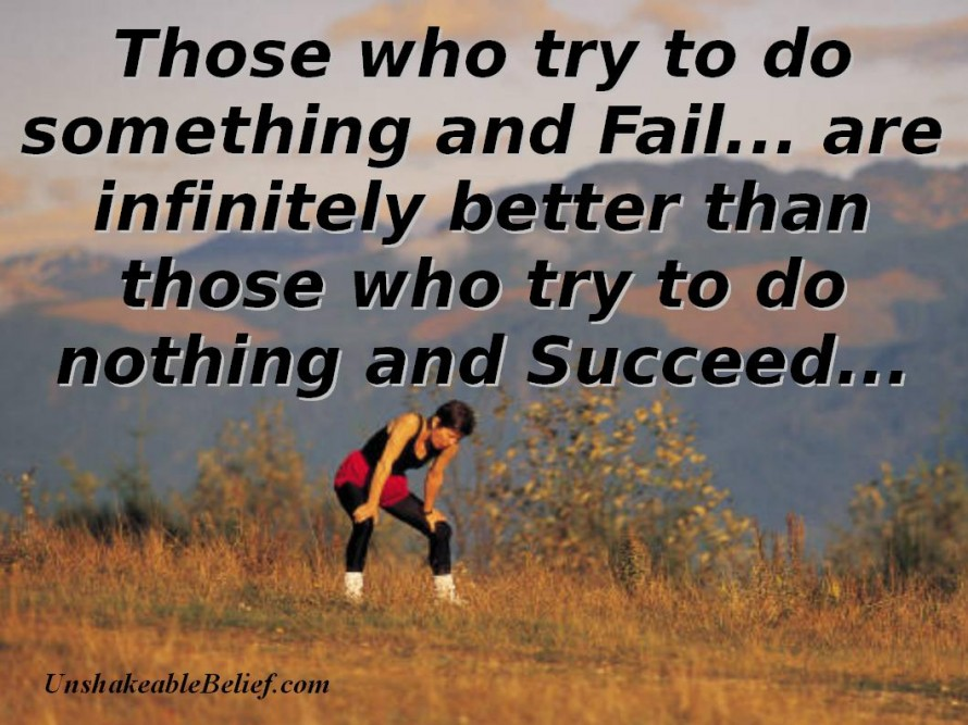 Quotes About Failure Success 657 Quotes