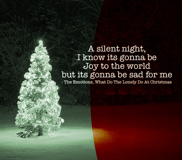 Quotes about Lonely christmas (23 quotes)