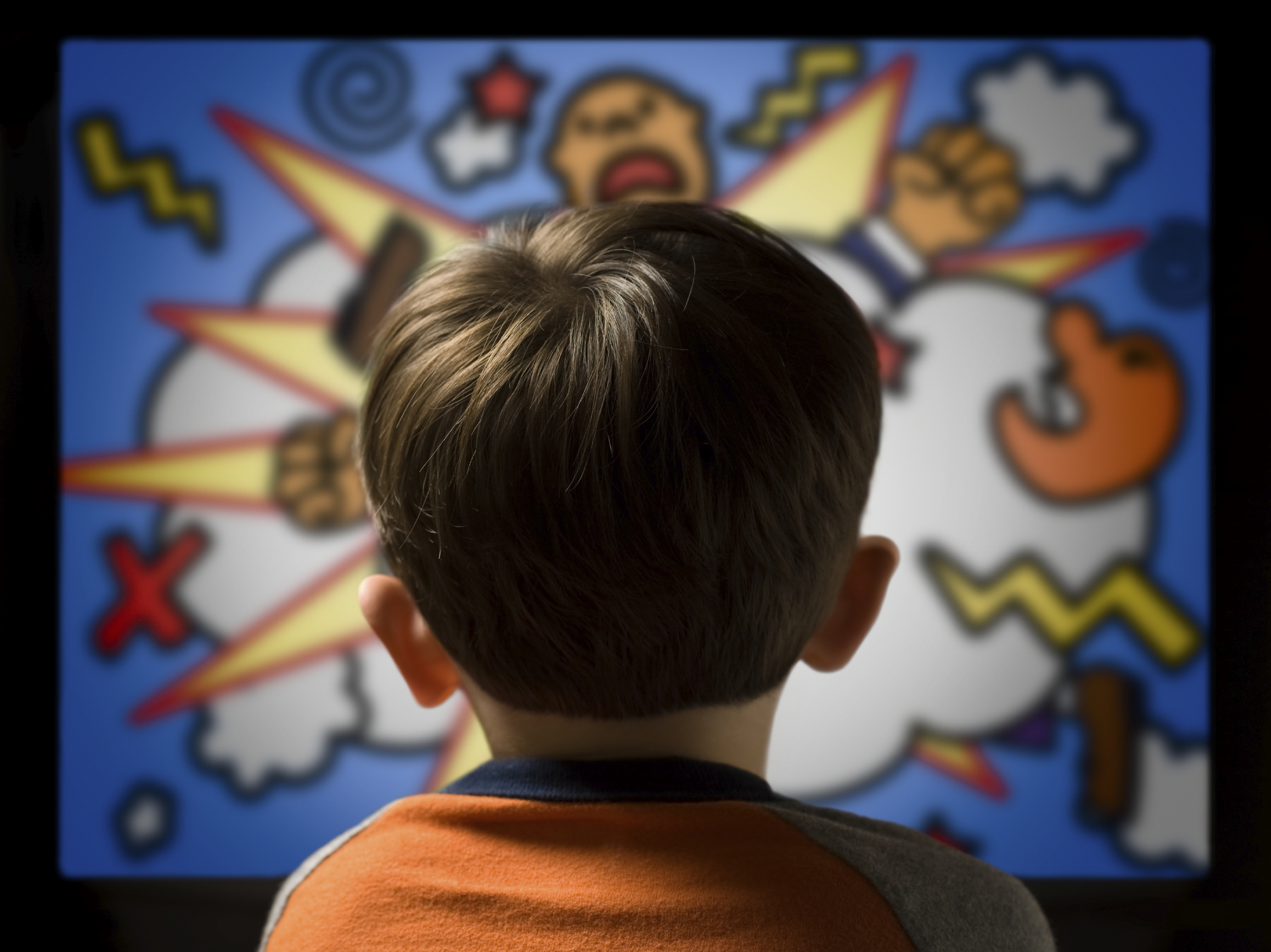 an essay on television violence These days, we are seeing an increasing amount of violence on television, and this is having a negative impact on children's behaviour at present, television plays an important role in everyone's lives, especially in children's lives.
