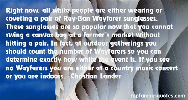 ray ban wayfarer quotes