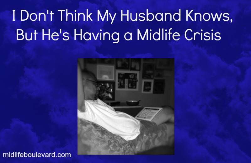 How to get over a midlife crisis