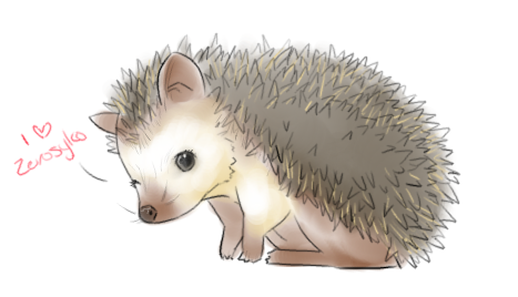 Quotes About Hedgehog 57 Quotes
