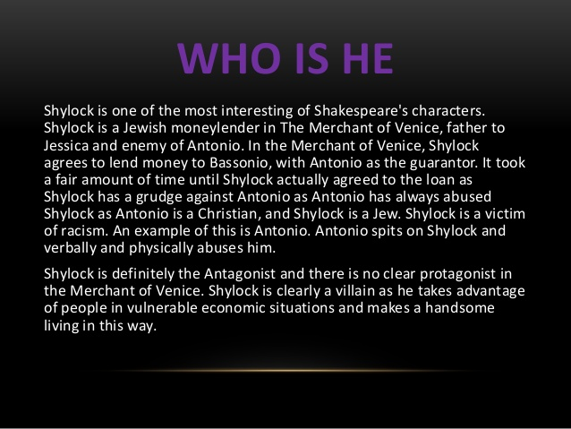 shylock a victim or villon Read this essay on shylock: a villain or a victim come browse our large digital warehouse of free sample essays get the knowledge you need in order to pass your classes and more only at termpaperwarehousecom.
