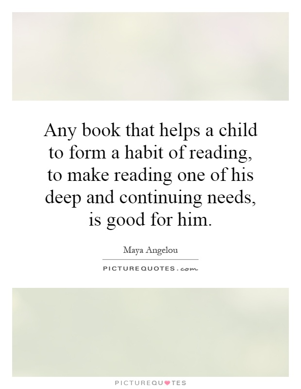 is reading a forgotten habit essay Please support our book restoration project by becoming a forgotten books learning was the force of habit, and and an essay on books and reading by.