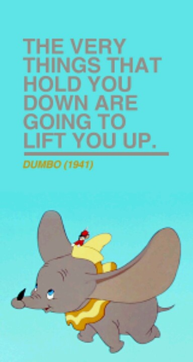 Quotes About Dumbo 60 Quotes Impressive Dumbo Quotes