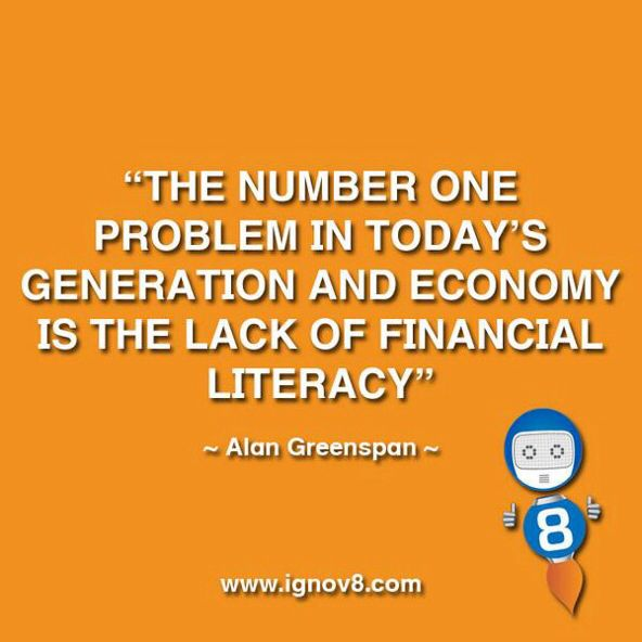 Quotes About Financial Literacy 56 Quotes