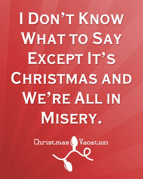 Quotes About Christmas Vacation 53 Quotes