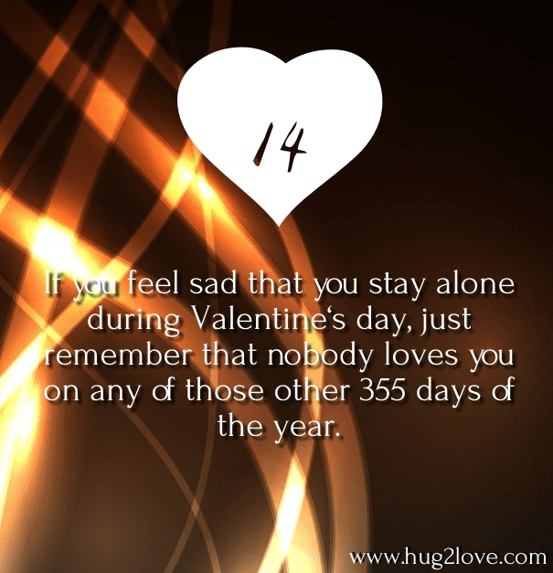 Quotes About Single On Valentines Day 40 Quotes Beauteous Valentines Day Singles Quotes