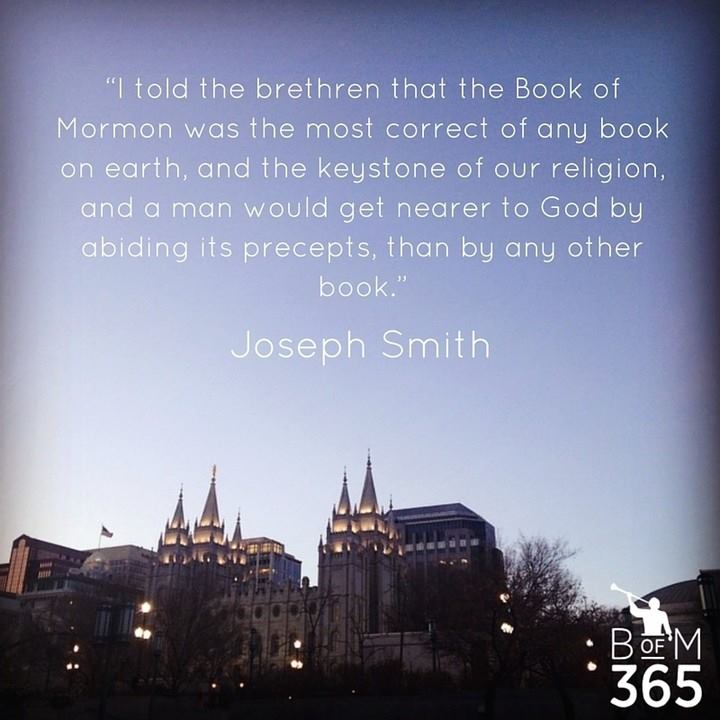 Quotes About Reading Book Of Mormon 60 Quotes Interesting Book Of Mormon Quotes