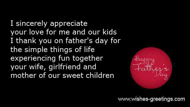 Quotes About Fathers Day For Husband 12 Quotes
