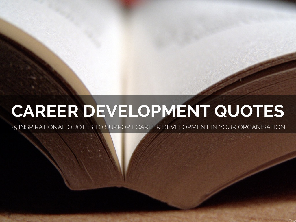 quotes about inspirational career quotes