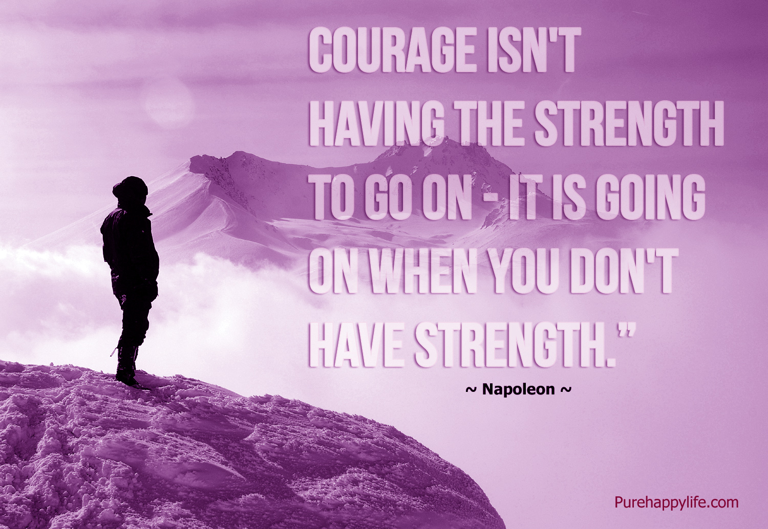 Quotes On Courage And Love Quotes about Courage s...