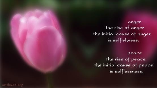 Selfish love vs selfless love