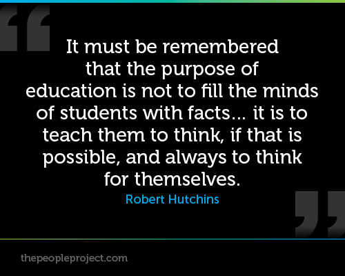 Quotes About Passion For Education 27 Quotes
