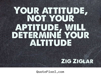 Best quotes on success and attitude