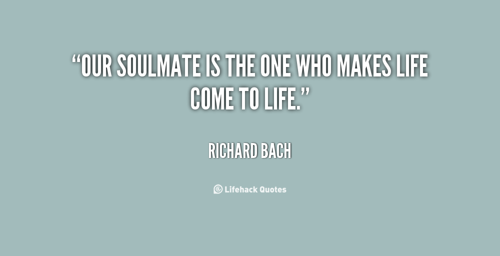 Quotes About Connection Of Souls 48 Quotes