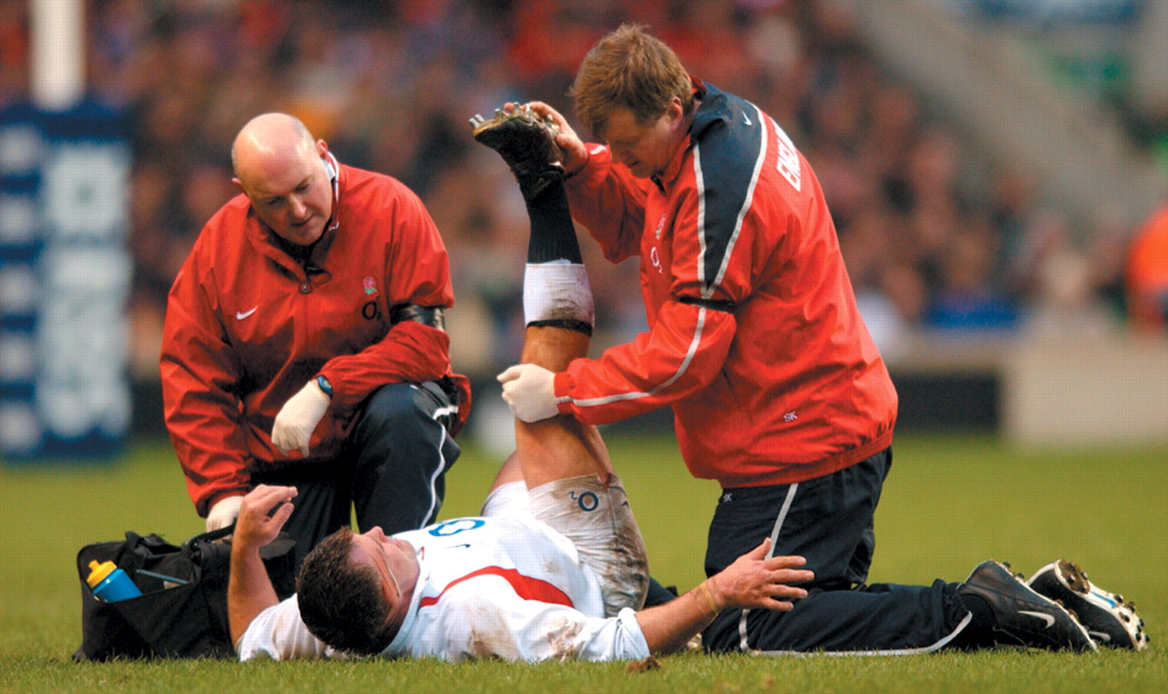 injured atheletes Two entities that compile injury statistics for the roughly 380,000 male and female college athletes the ncaa and the national athletic trainers.