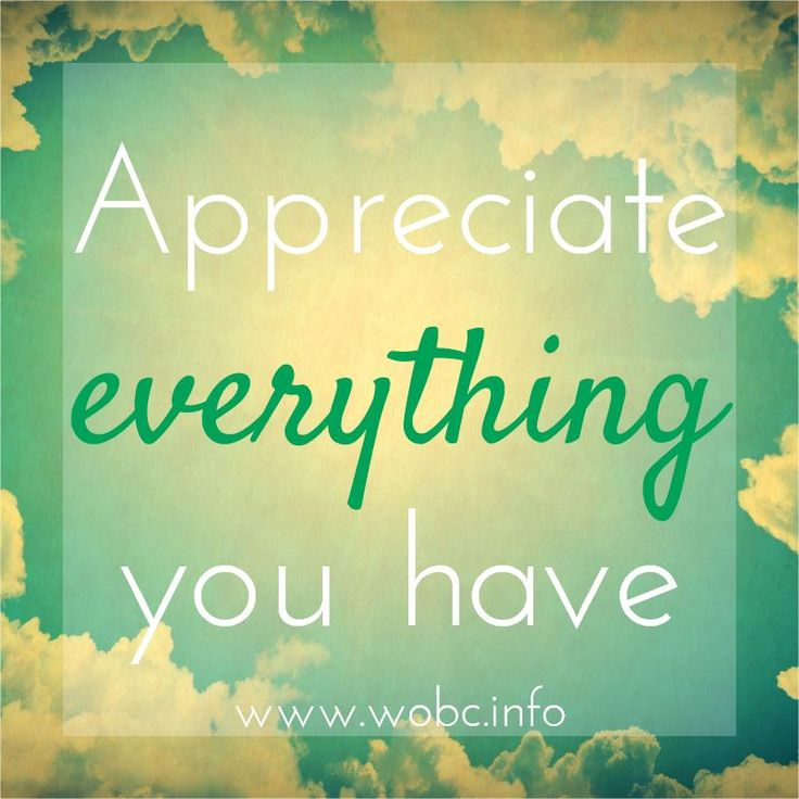 Quotes about appreciating everything 44 quotes appreciar ou have cinfo sciox Gallery