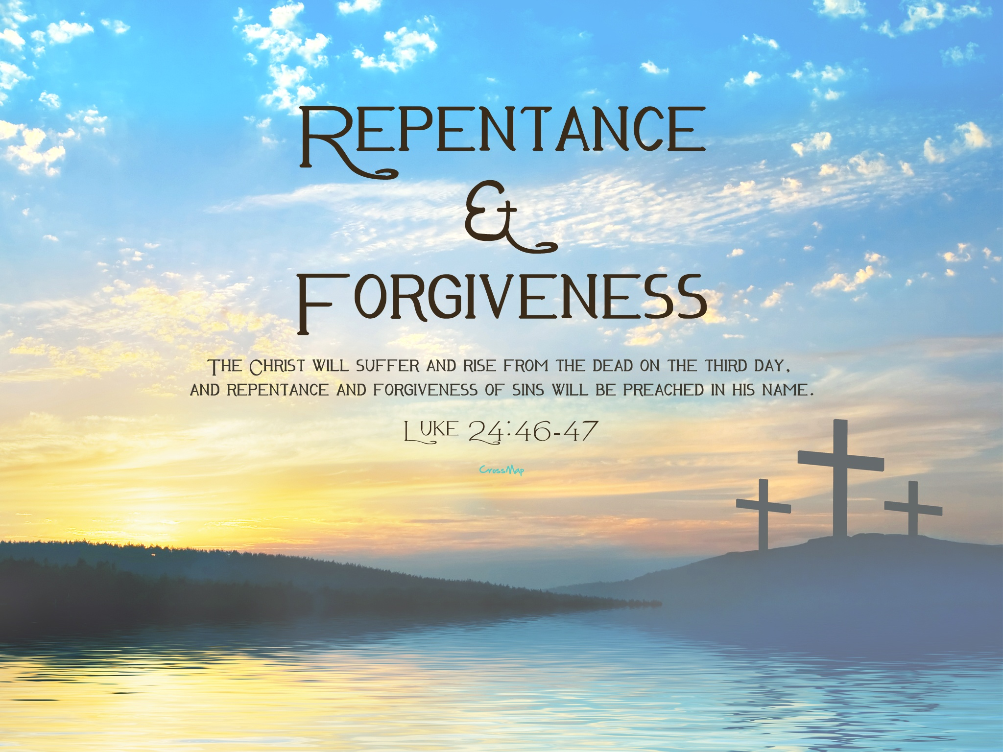 a description of repentance and forgiveness in the gospel of luke A great concern in the gospel of luke for the outcast in luke as you might expect, luke being a gentile there is a great concern if you look at the genealogy on page 19, there are a number of differences in the genealogies.