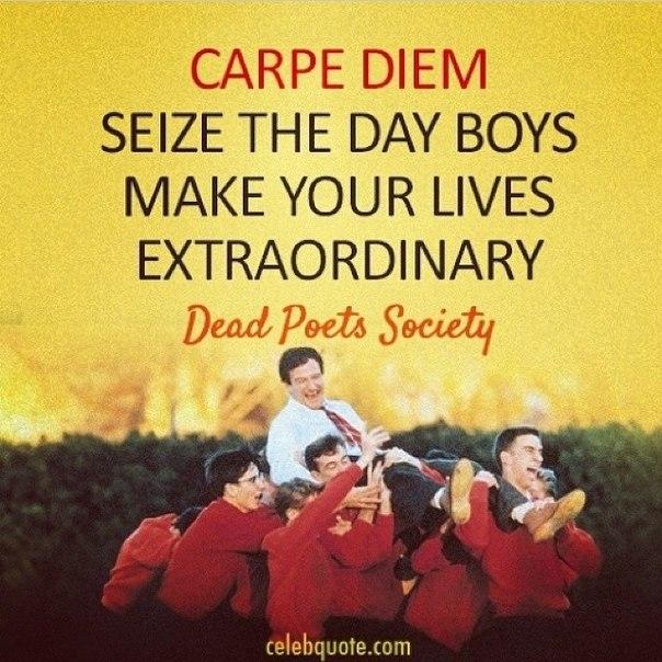 carpe diem poetry essay