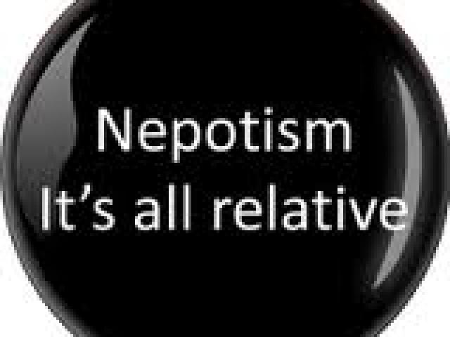nepotism in american business The disadvantages of nepotism essay:: 3 essay on nepotism in american business and politics - nepotism in american business and politics during the.