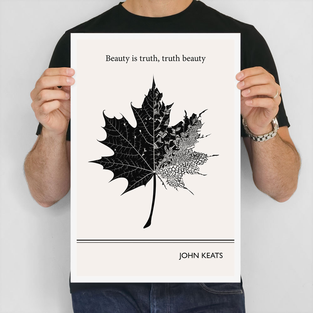 beauty is truth essay Is truth beauty is beauty truth keats and the supermodels: the truth about beauty it's an essay that ranges from representative henry hyde's quotation.