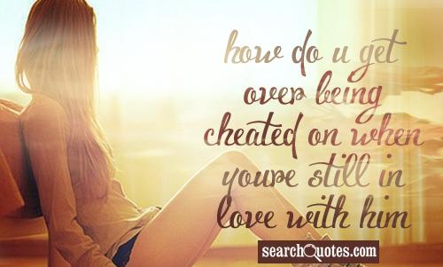 u cheated me quotes