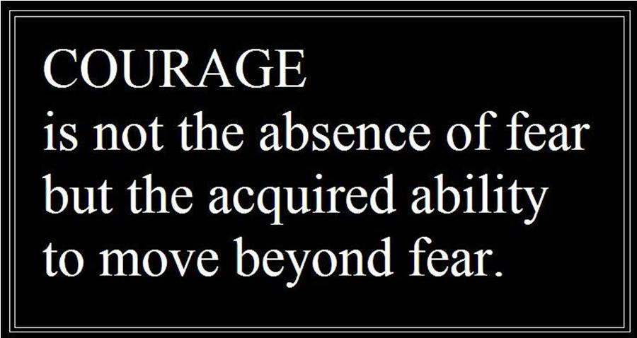 Quotes About Courage And Bravery 75 Quotes