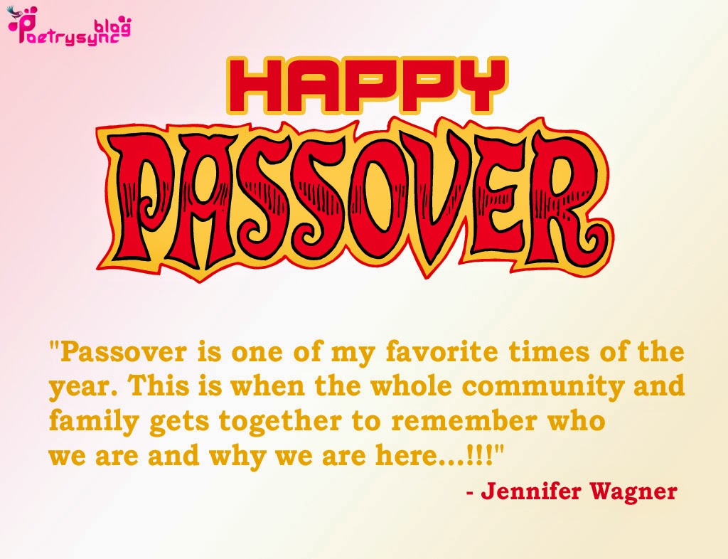 Passover sayings quotes