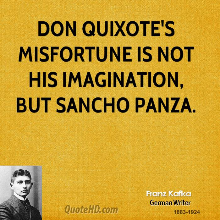 Don quixote quotes