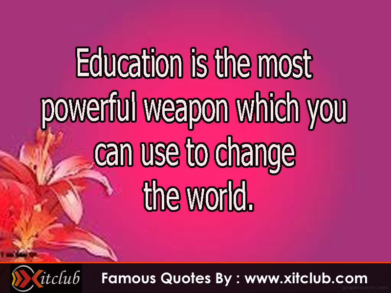 Famous Quotes About Education And Friendship Kennedy