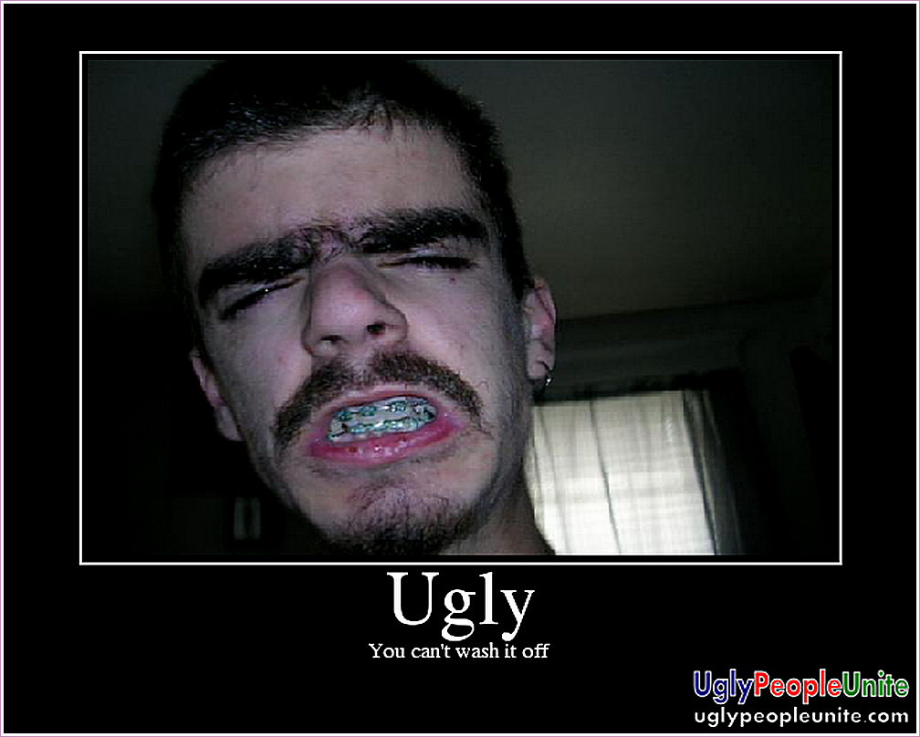 Funny Meme Ugly Guy : Quotes about ugly person