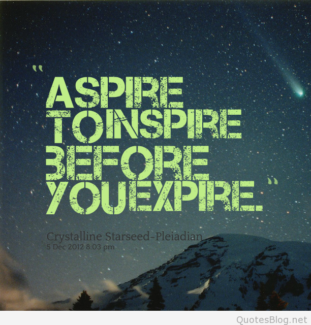 Quotes About Inspire Yourself 60 Quotes Cool Quotes About Inspiring Others