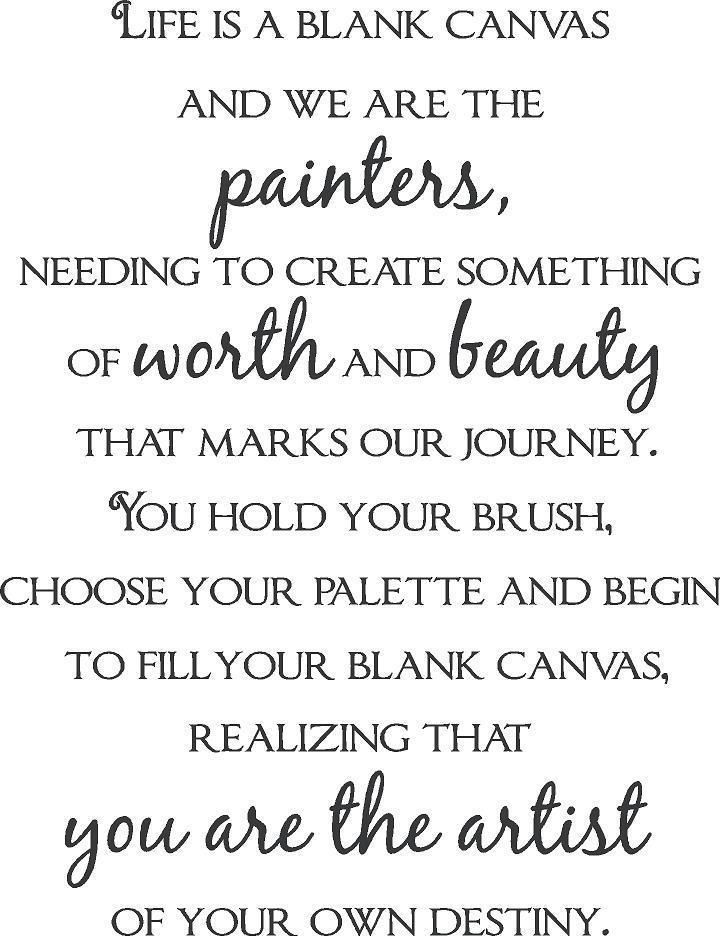 Quotes About Canvas 399 Quotes