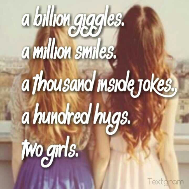 Quotes About Friendship Like Sisters 20 Quotes