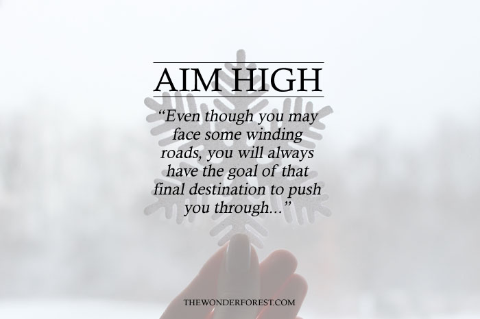 Quotes About Aim High (95 Quotes
