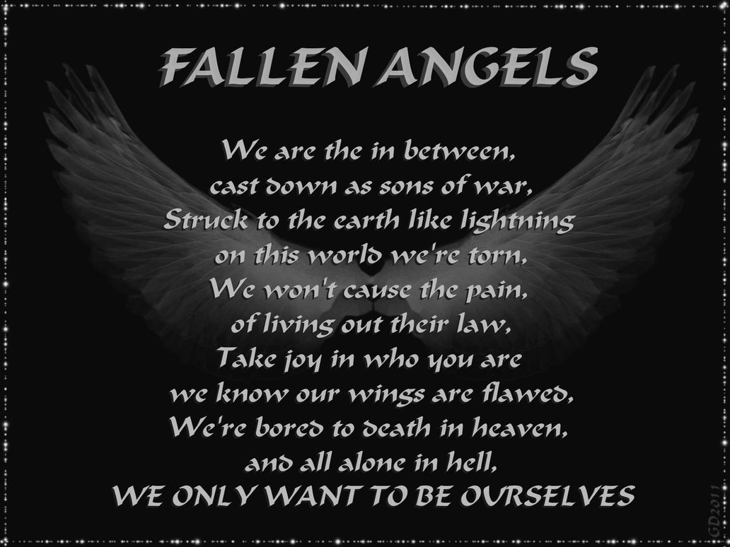fallen angels by walter dean myers quotes