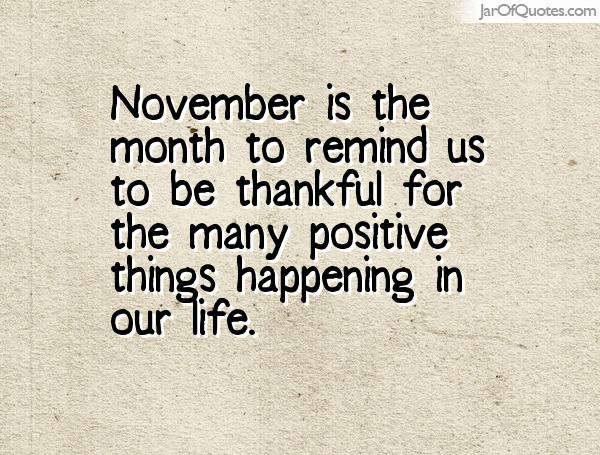 Image result for quotes about november