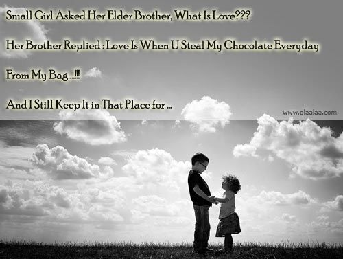 Quotes about Sister and brother love 60 quotes Awesome Brother And Sister Love Quotes