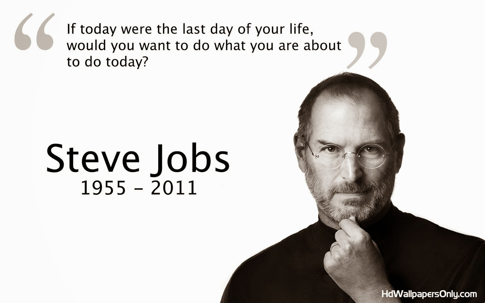 steve jobs the qualities of a leader Everything that steve jobs by looking at steve jobs' as a leader we can he believed that there is more to leadership than the emphasis on personal qualities.