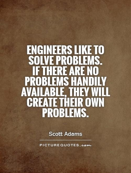 engineering problems to solve