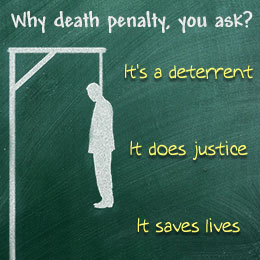 death penalty as a deterrent