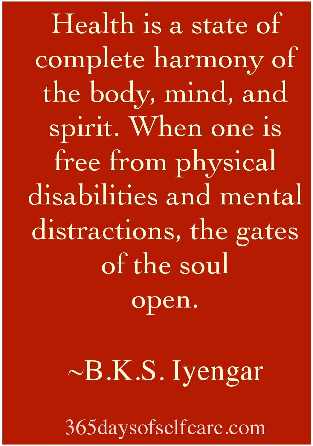 quotes about body mind and spirit (126 quotes)