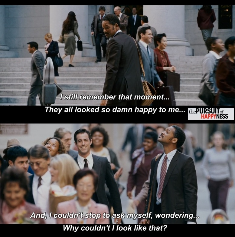 pursuit of happyness and motivation essay Free essay: the pursuit for happiness pablo pereira concha lds business college pablo concha professor rice eng 101 3/17/2015 the pursuit kristin little author: tareq naseer alsamarh social stereotypes and happiness the story of the movie the pursuit of happyness directed by gabriele.