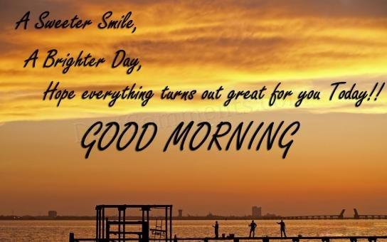 Quotes About Smile In The Morning 84 Quotes