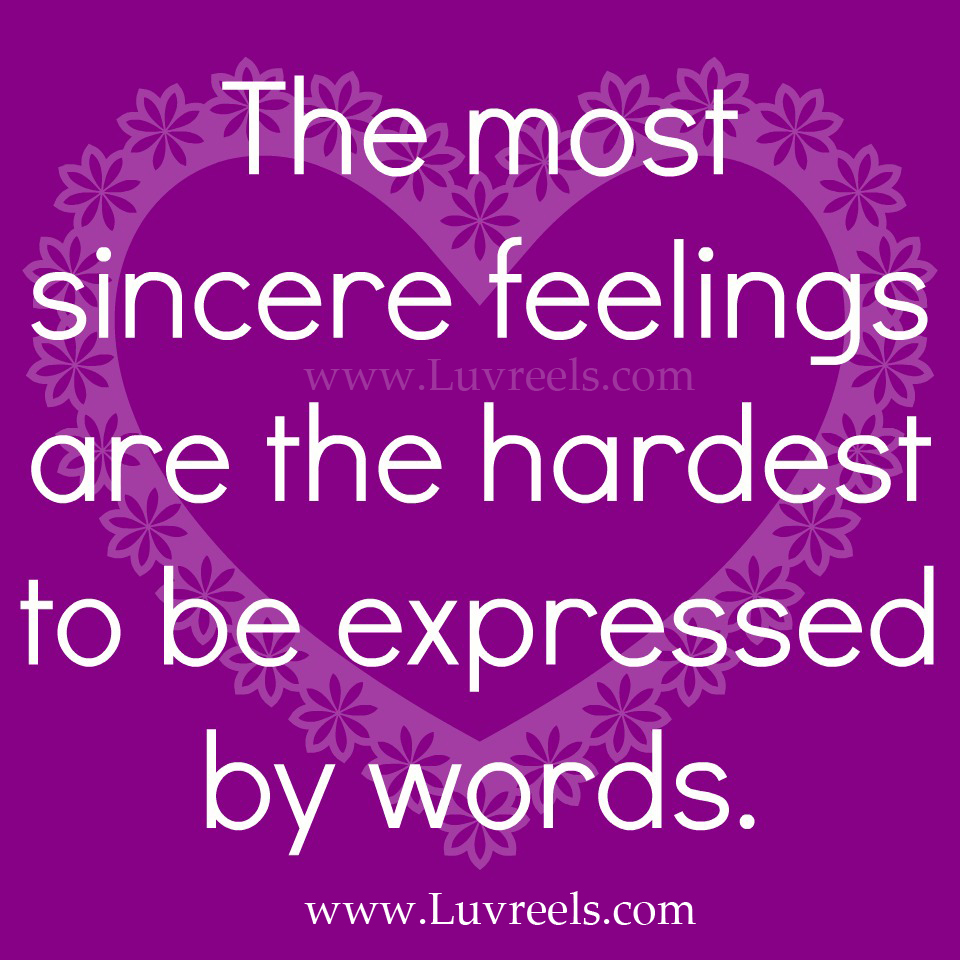 Quotes about Express Love