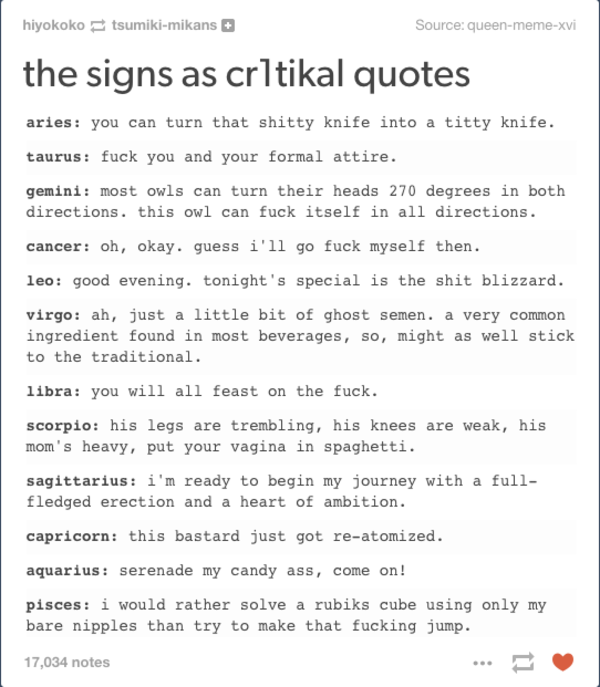 Quotes About Zodiac Signs 22 Quotes