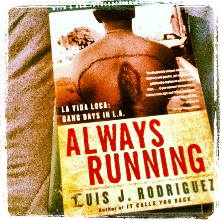 the obstruction of the american dream in always running a novel by luis j rodriguez